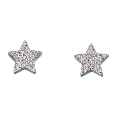 Biżuteria Fiorelli Jewellery Star Earrings E5647C