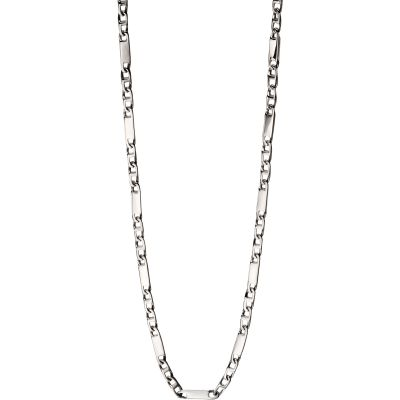 Fred Bennett Bar Chain Necklace Rostfritt stål N4281