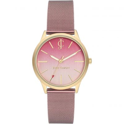 Reloj para Mujer Juicy Couture Black Label JC-1014OMPK