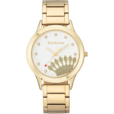 Reloj para Mujer Juicy Couture Black Label JC-1052WTGB