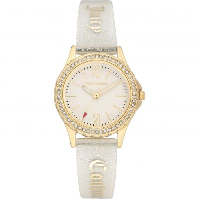 Juicy Couture Unisexuhr JC-1068IVGB