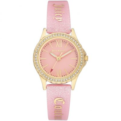 Juicy Couture Black Label Watch JC-1068LPGB