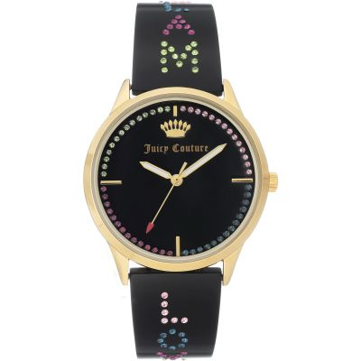 Zegarek damski Juicy Couture Black Label JC-1084GPBK