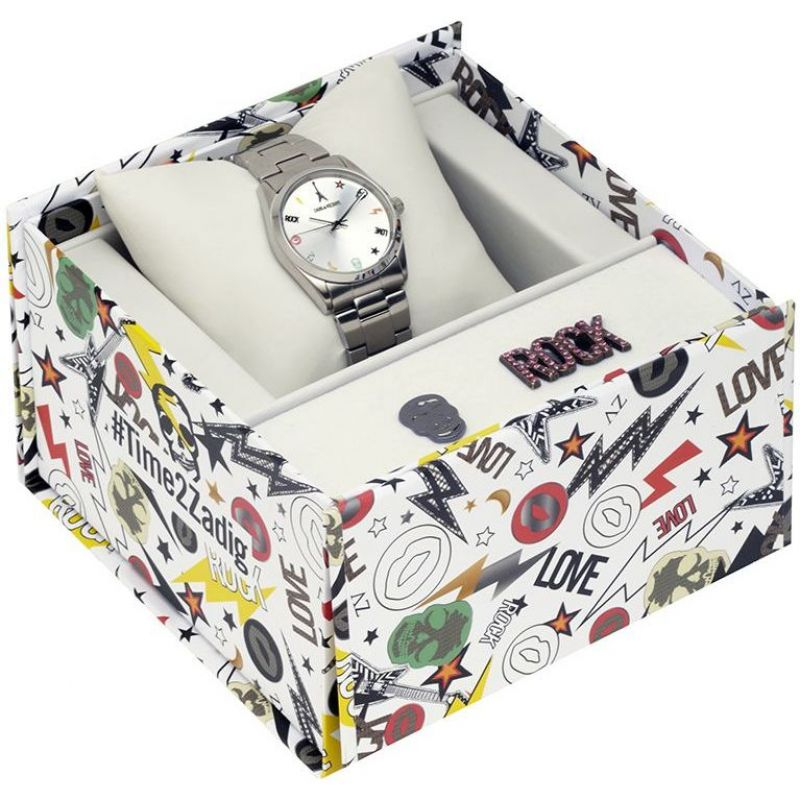 Unisex Zadig & Voltaire Love Fusion Watch
