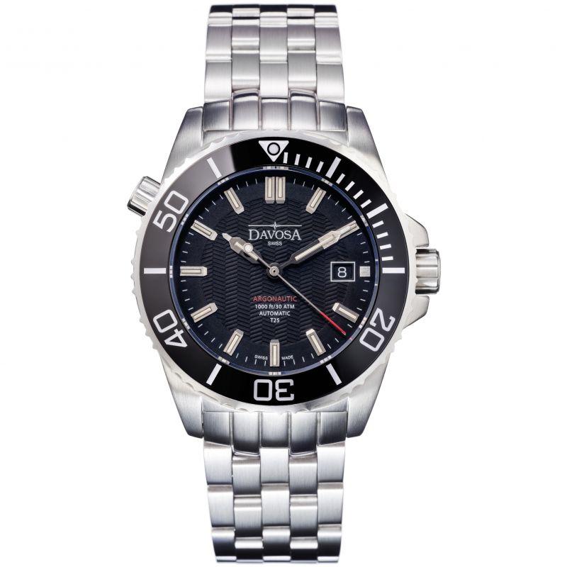 Mens Davosa Argonautic Lumis continual lumination Automatic Watch