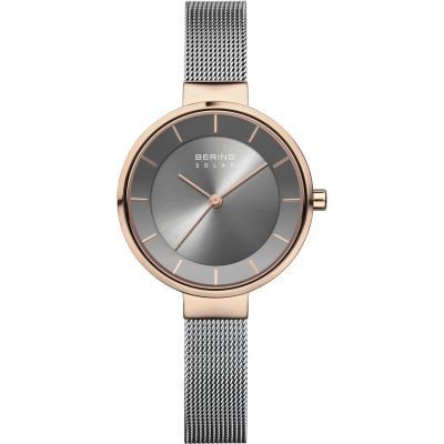 Slim Solar Watch
