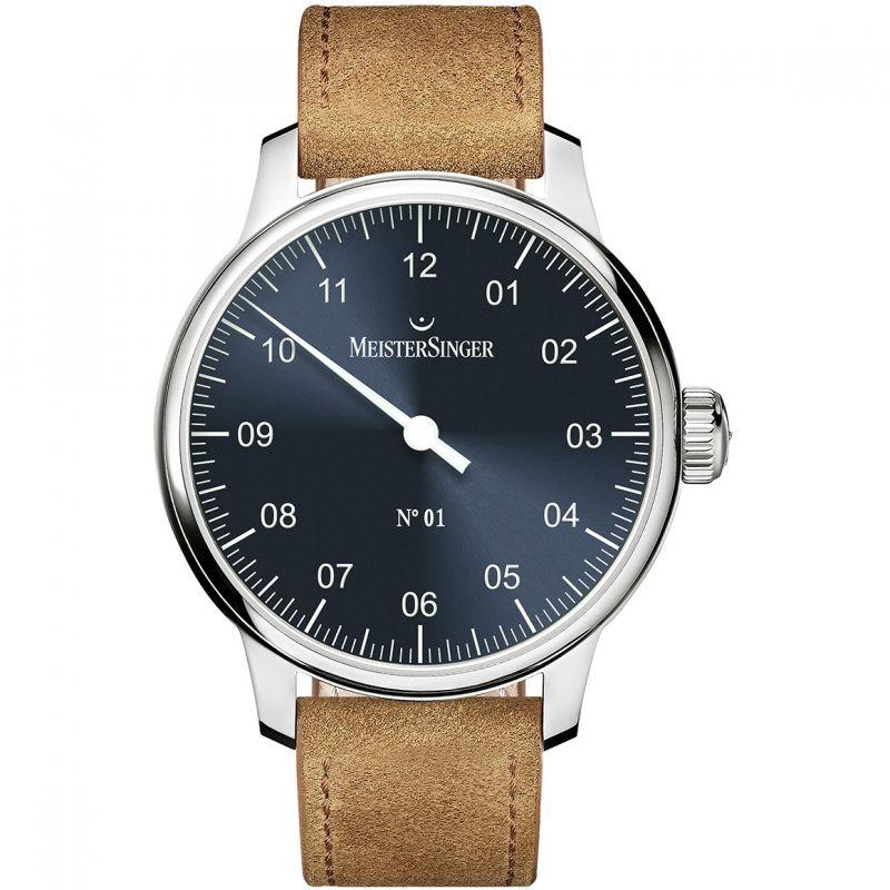 Meistersinger No 01 40mm Watch