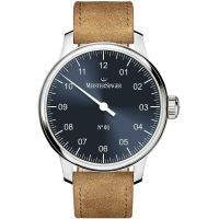 Meistersinger No 01 40mm Watch DM317