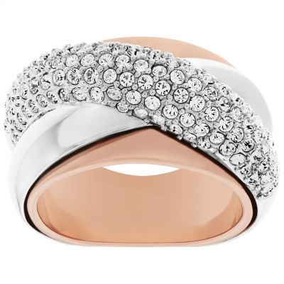 Swarovski Wave Ring S 5081232