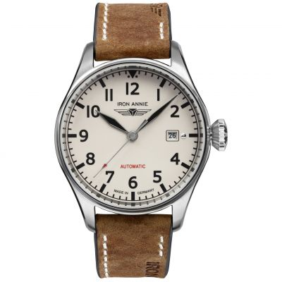 Junkers Iron Annie Cockpit Watch 5162-3