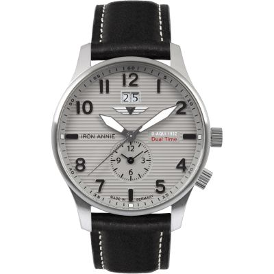 Junkers Iron Annie D-Aqui Watch 5640-4