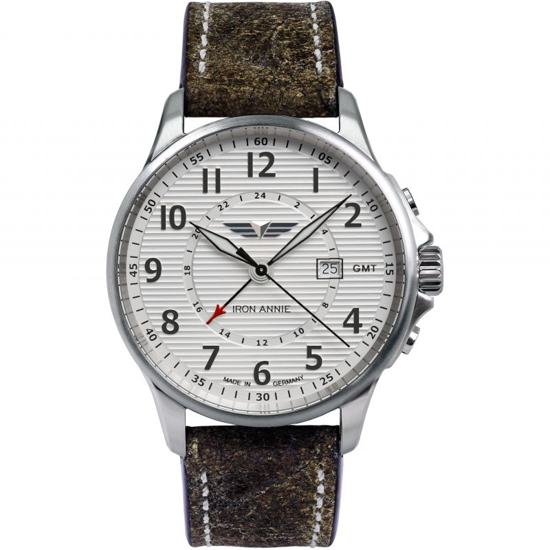 Junkers Iron Annie Wellblech Watch