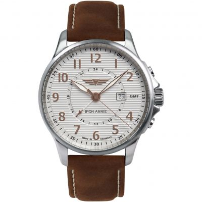 Junkers Iron Annie Wellblech Watch 5840-4