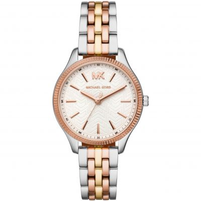 Michael Kors Lexington Dameshorloge Meerkleurig MK6642
