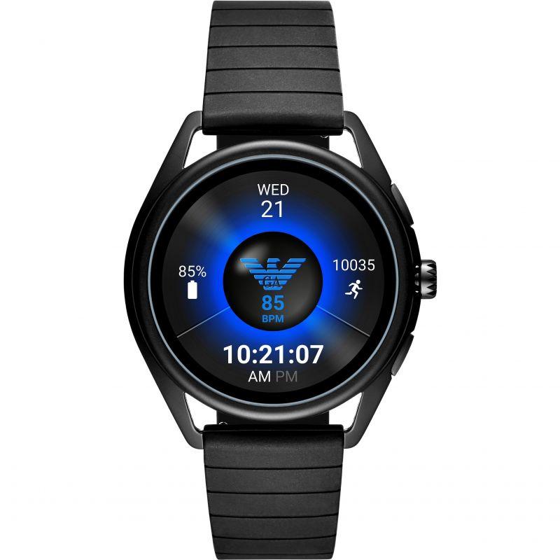 Emporio Armani Connected Bluetooth Smartwatch