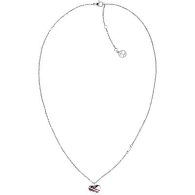 Tommy Hilfiger Jewellery Heart Charm Necklace 2780128
