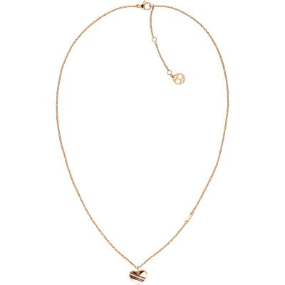 Tommy Hilfiger Jewellery Heart Charm Necklace 2780127