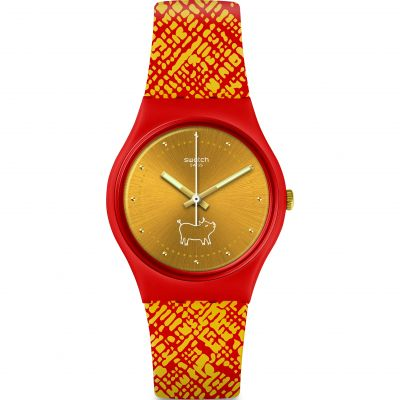 Swatch Gem Of New Year Watch GZ319