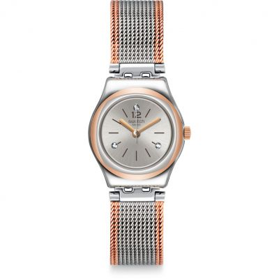 Montre Swatch Full Silver Jacket YSS327M