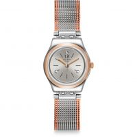 Swatch Full Silver Jacket Watch