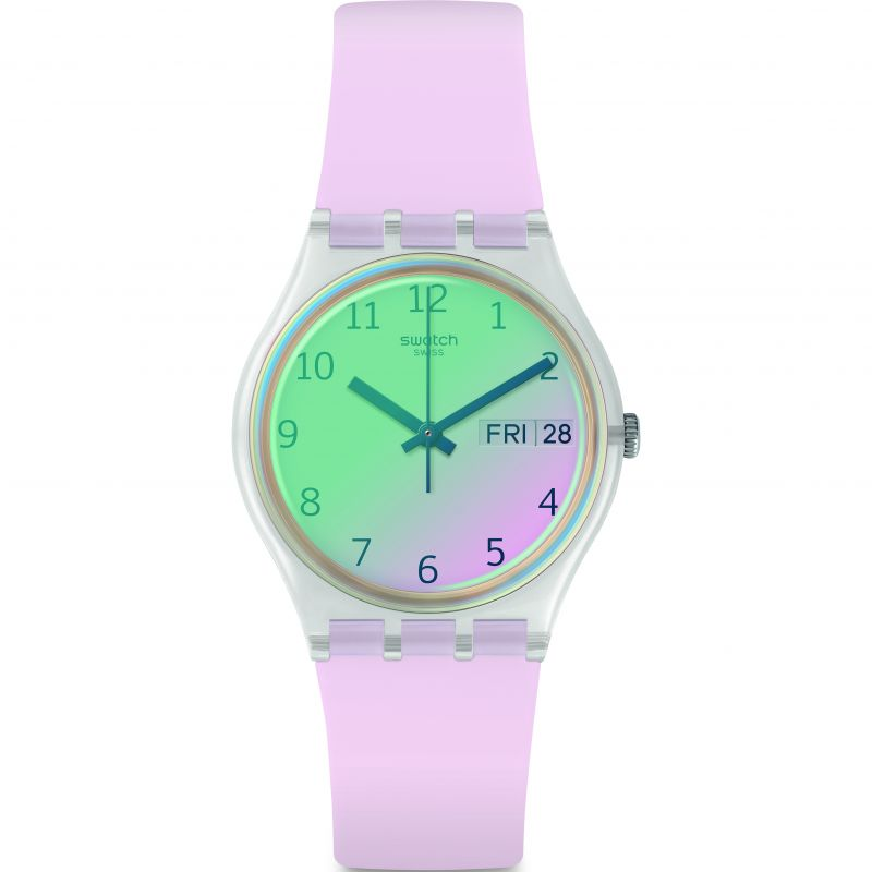 Swatch Ultrarose Watch GE714