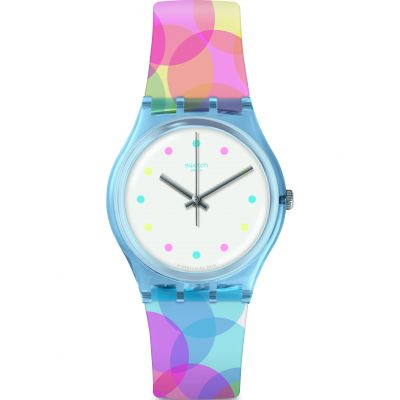 Swatch Original Gent Bordujas Unisexuhr GS159