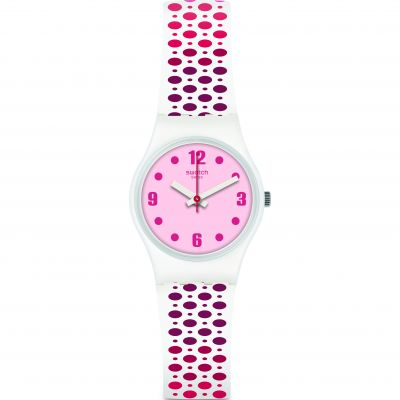 Swatch Transformation Pavered Unisexuhr LW163