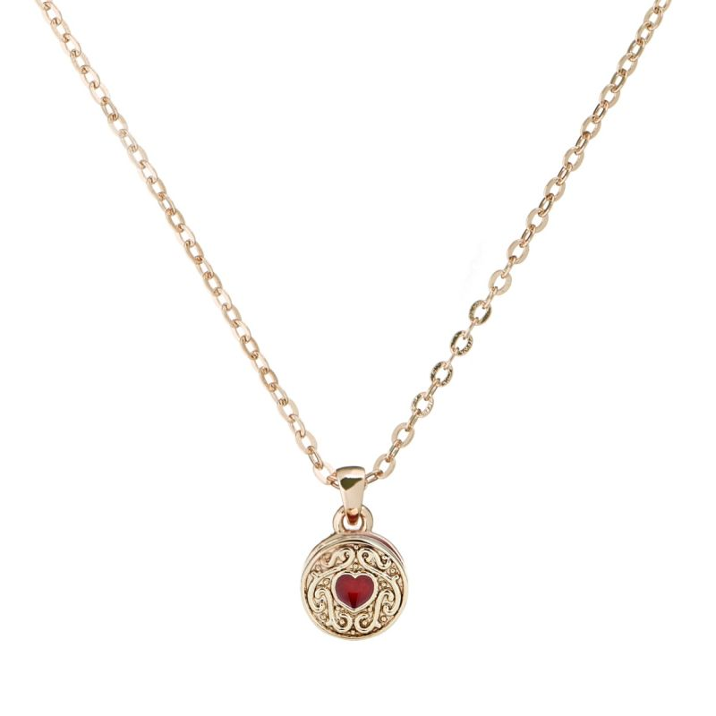 Ladies Ted Baker Baltia Biscuit Button Pendant TBJ1994-30-15