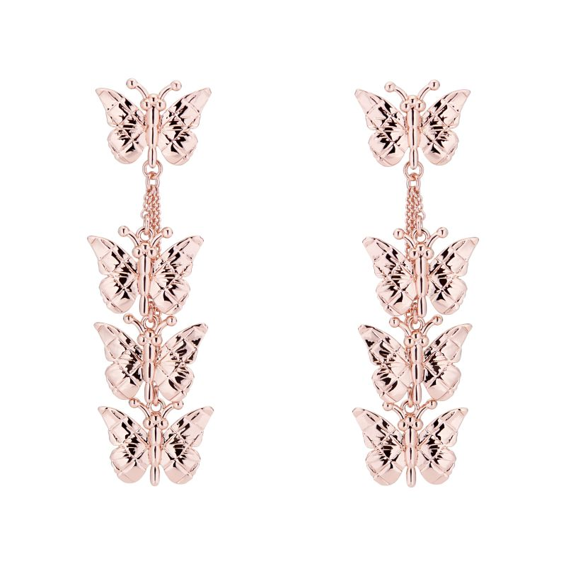 Ladies Ted Baker Bleeja Mini Butterfly Drop Earring TBJ2002-24-03