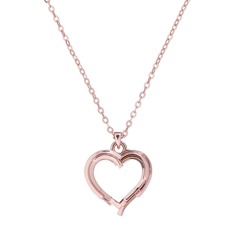 Ladies Ted Baker Laya Layered Heart Pendant TBJ2044-24-03