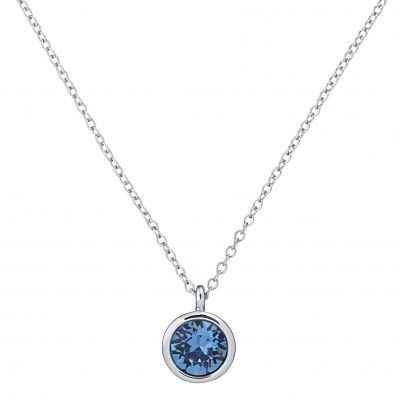 Ladies Karen Millen Crystal Dot Pendant KMJ869-01-14
