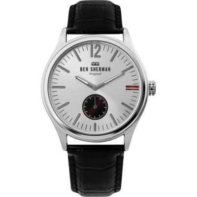 Ben Sherman London Herrklocka Svart WB035B