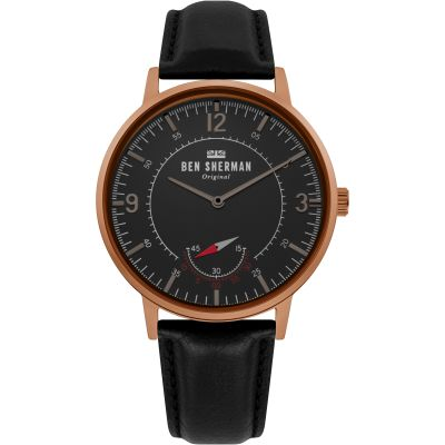 Ben Sherman London Herrklocka Svart WB034B