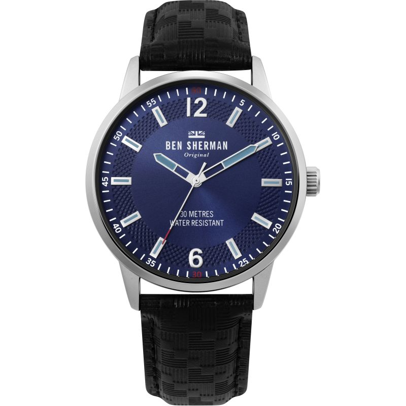 Ben Sherman London Watch WB029BU
