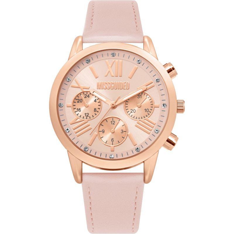 Missguided Watch MG019PRG