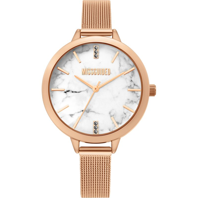 Missguided Watch MG011RGM