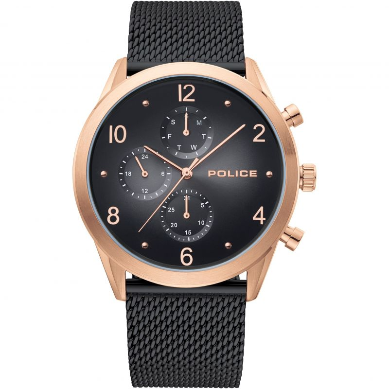 Mens Police Shandon watch