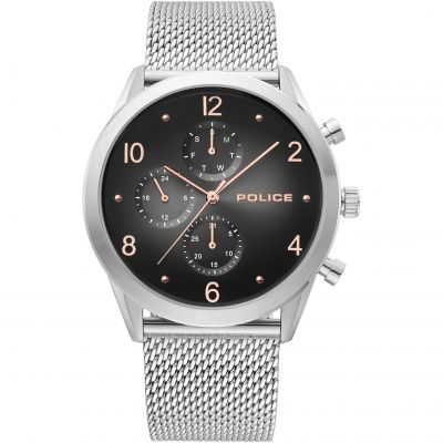 Police Silfra Watch 15922JS/02MM