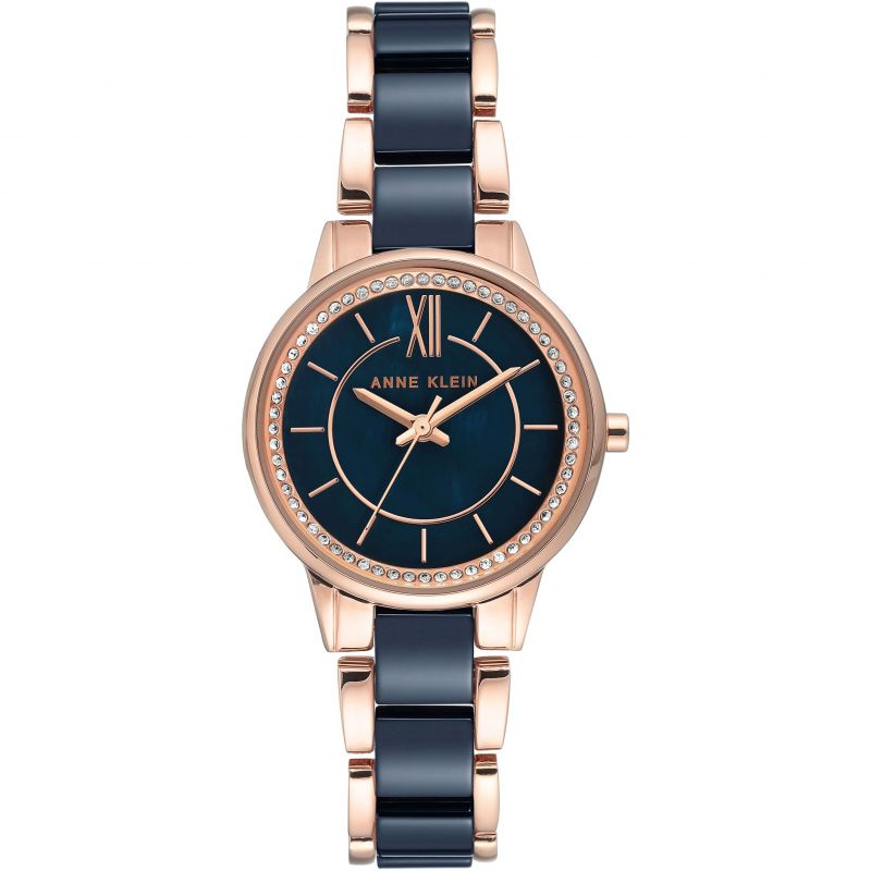 Anne Klein Watch AK/3344NVRG