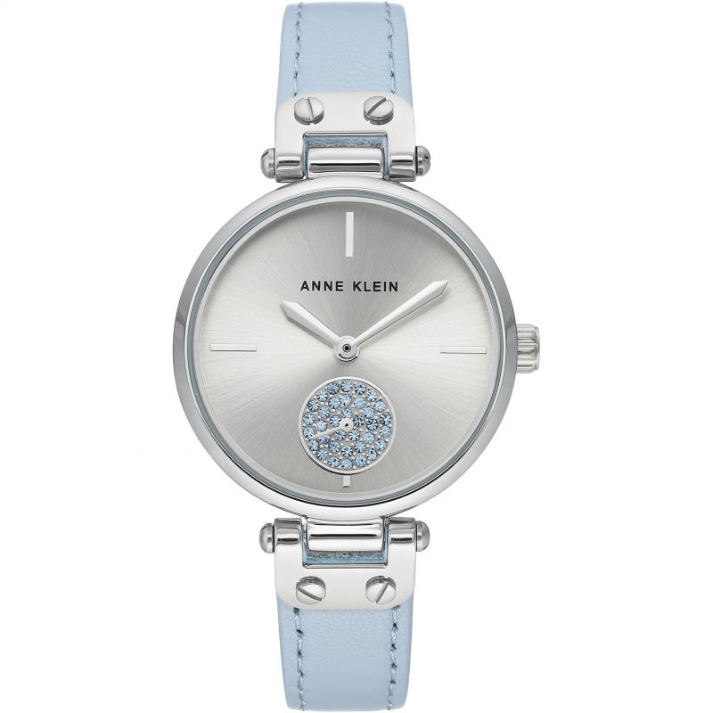 Anne Klein Watch AK/3381SVLB