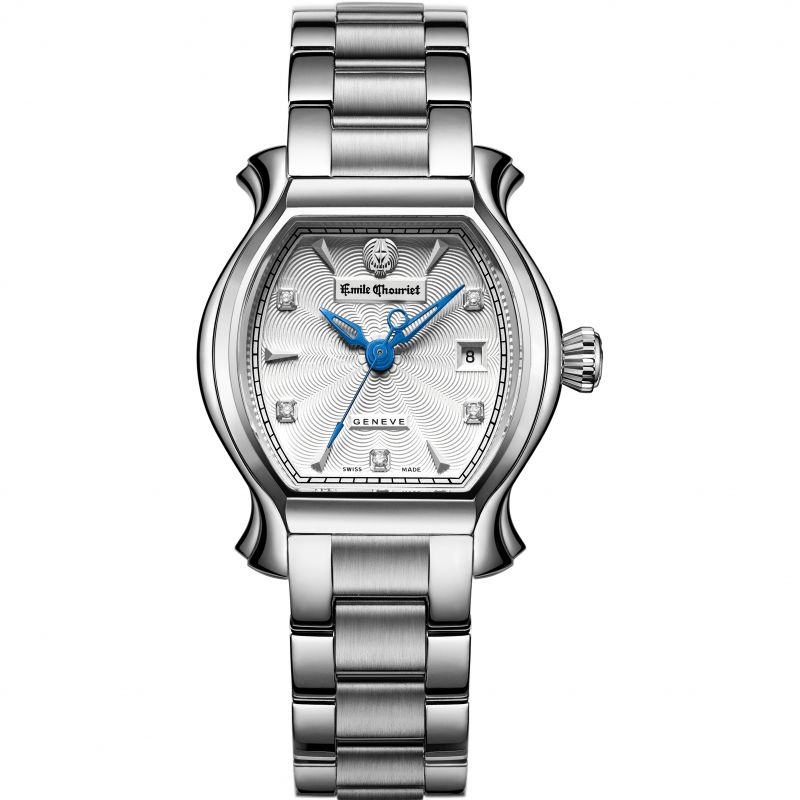 Contemporary Luxury Watch 06.1138.L.6.8.26.6