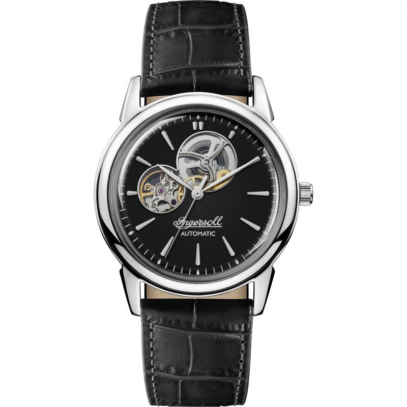 Mens Ingersoll The New Haven Automatic Watch I07302