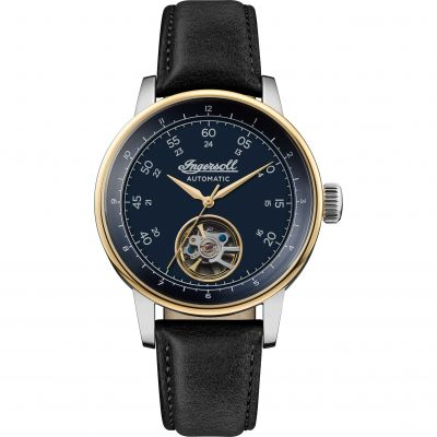 Ingersoll The Miles Herrenuhr in Schwarz I08002