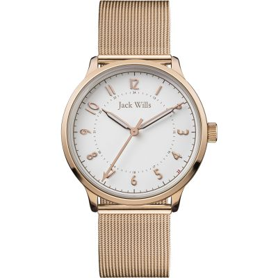 Jack Wills Knowle Damklocka Rose Gold JW017WHRS