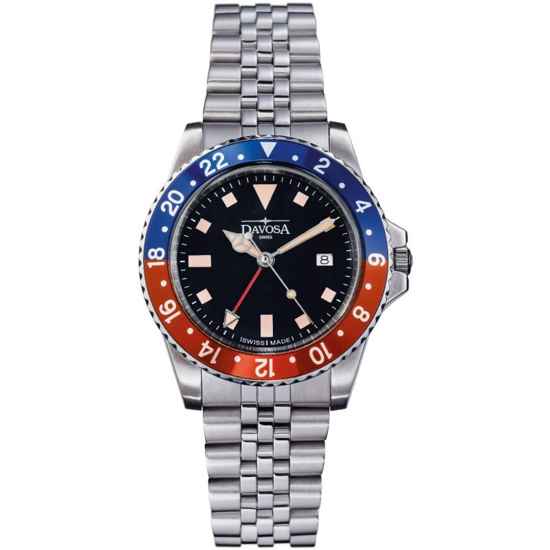 Mens Davosa Ternos Vintage Watch