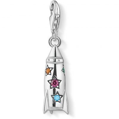 Thomas Sabo Dam Rocket Charm Sterlingsilver 1754-348-7
