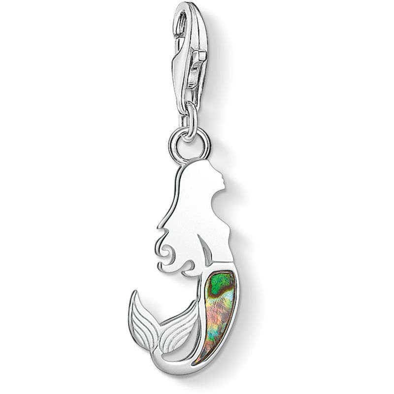 Thomas Sabo Charm Club Mermaid Charm 1769-509-7