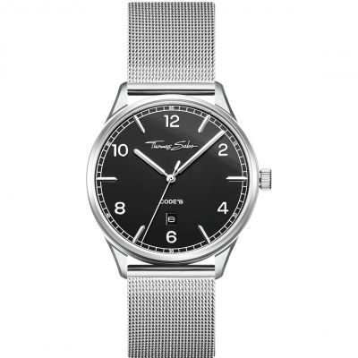 Montre Unisexe Thomas Sabo Code TS WA0339-201-203-40MM