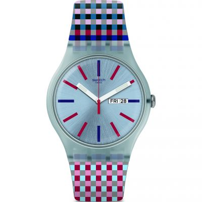 Swatch Listen To Me Watch SUOW709