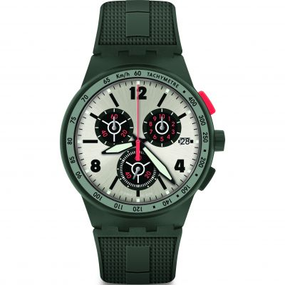 Swatch Chrono Plastic Watch SUSG405